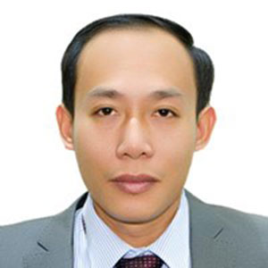 Vũ Việt Dũng speaking at Future Energy Show Vietnam
