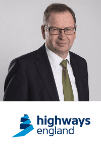 Jim O'Sullivan speaking at Highways UK