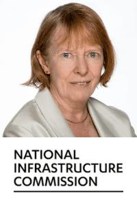 Kate Barker speaking at Highways UK