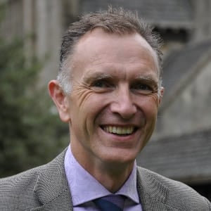 Nigel Riglar speaking at Highways UK