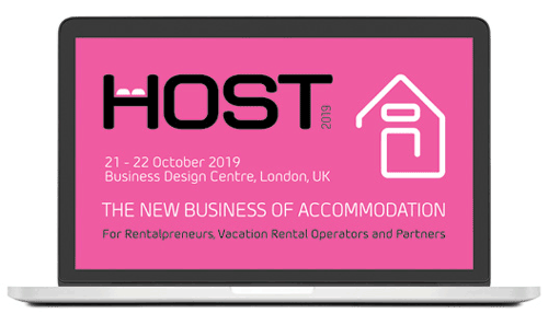 HOST 2019 marketing campaign