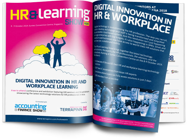 The HR & Learning Show Asia 2019 sponsorship brochure