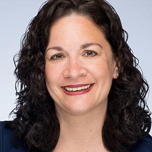 Melissa Netram speaking at Identity Week America