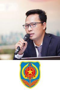 Giang Le Ngoc at IDW Asia