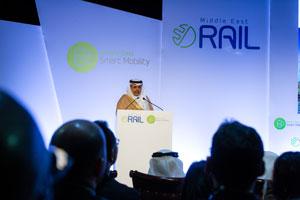 Middle East Rail exhibition
