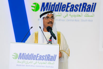 Middle East Rail speakers