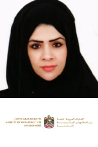Nawal Alhanaee at Middle East Rail 2019