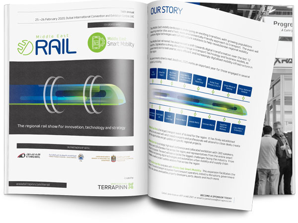 THE REGIONAL RAIL SHOW FOR INNOVATION, TECHNOLOGY AND