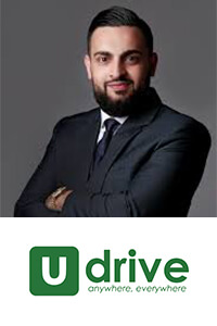Hasib Khan at Middle East Mobility 2019