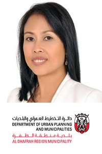 Irene Corpuz at Middle East Mobility 2019