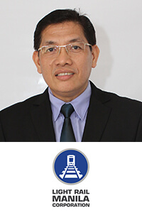Randy S. Sac at Middle East Rail 2019