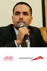 Wajdi Abdilrahman Mereb at Middle East Rail 2019