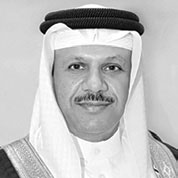 H.E. Dr Abdul Latif Bin Rashid Al Zayani at Middle East Rail
