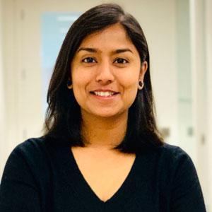 Apeksha Kumavat speaking at MOVE America