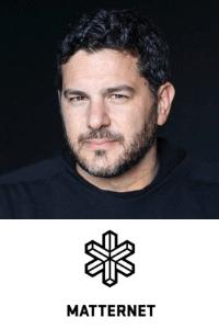 Andreas Raptopoulos at MOVE America