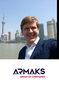 Maksim Zhukov speaking at MOVE Asia
