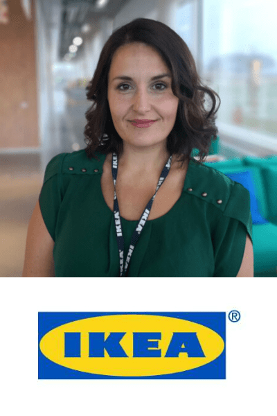 Angela Hultberg, Head of Sustainability Mobility, Ingka Group, IKEA Group @ MOVE 2021