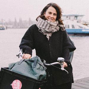 Katelijne Boerma speaking at MOVE 2021