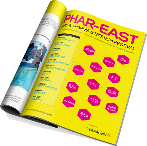 Download the Phar-East 2019 prospectus