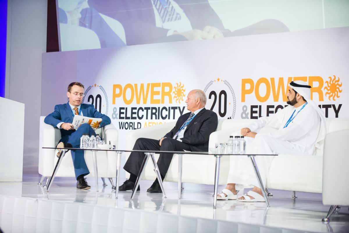 Power & Electricity World Africa conference