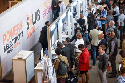 Power & Electricity World Africa exhibition