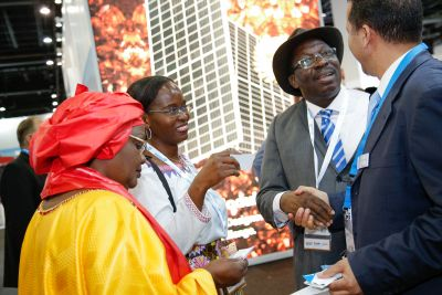 Power & Electricity World Africa networking