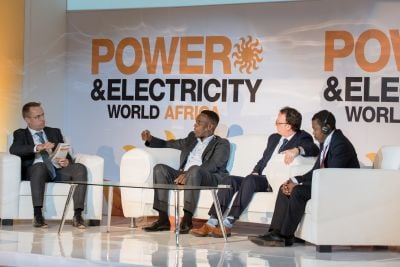 Power & Electricity World Africa attendees