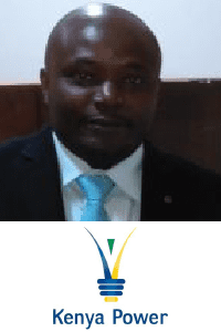 Ariel Mutegi  Mbae at Power & Electricity World Africa