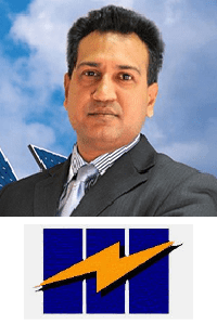 Chavan  Dabeedin at Power & Electricity World Africa