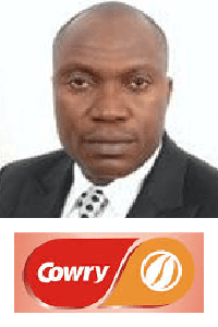 Johnson  Chukwu at Power & Electricity World Africa