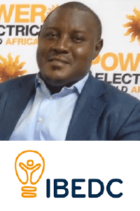 Jude 	 Ugwuoke	 at Power & Electricity World Africa