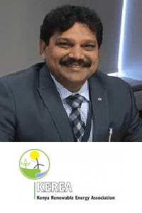 Kamal  Gupta at Power & Electricity World Africa