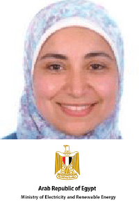 Mai Mohammed  Elhafez Ali Hassan  at Power & Electricity World Africa