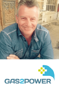 Mark Otto  at Power & Electricity World Africa