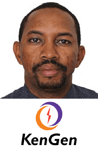 Paul   Wambugu at Power & Electricity World Africa