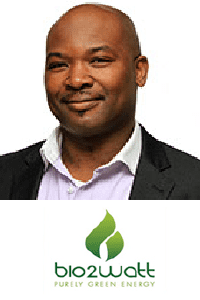 Sean  Thomas at Power & Electricity World Africa