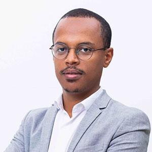 Yitemgeta Fantu speaking at Power & Electricity World Africa