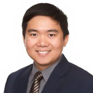 Jason Soberano speaking at The Future Energy Show Philippines