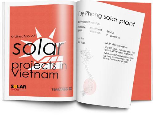Solar Projects in Vietnam ebook