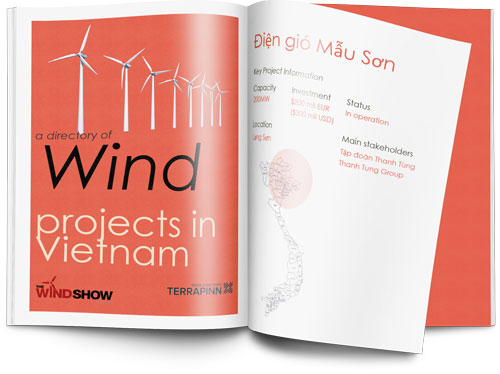 Wind Projects in Vietnam ebook