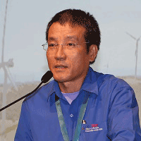 Bui Van Thinh at The Power & Electricity Show Vietnam 2019