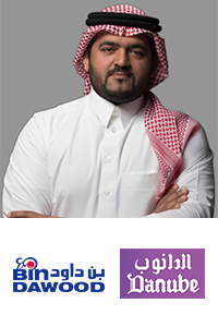 Ahmad AR. Bin Dawood at Seamless Middle East 2019