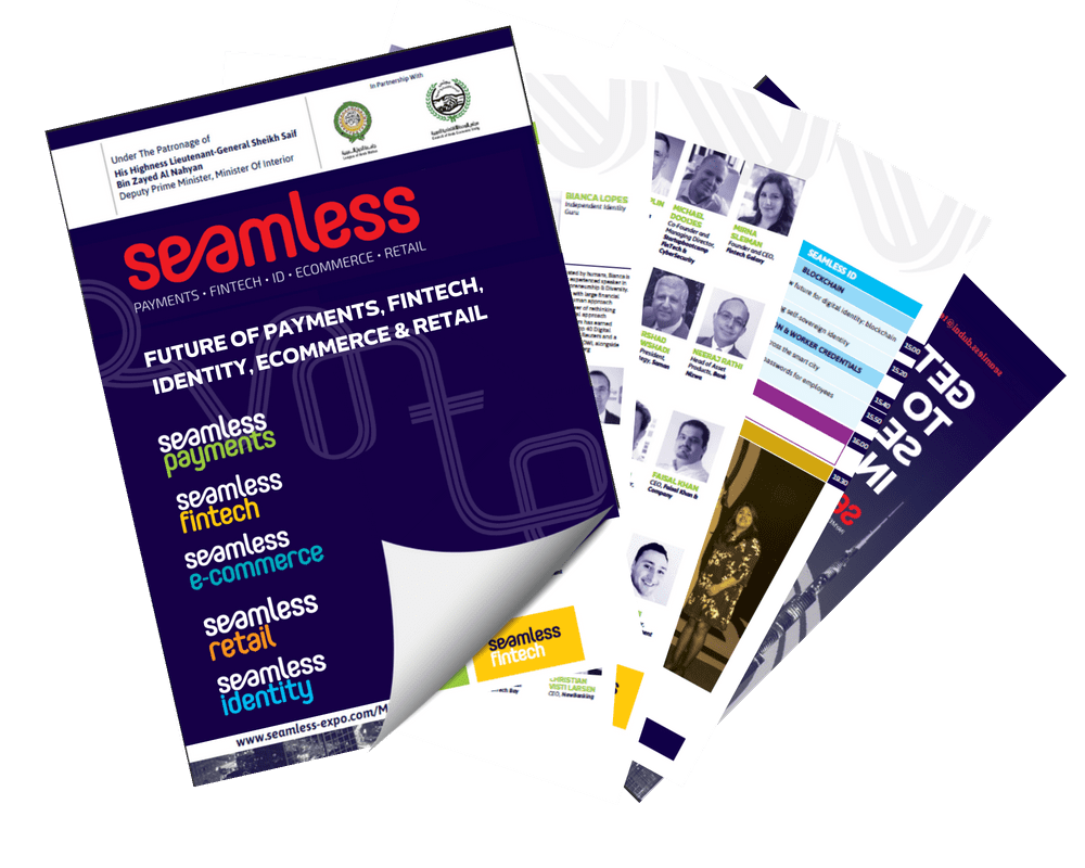 Seamless Conference Brochure Preview