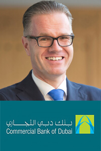 Dr. Bernd van Linder at Seamless Middle East 2019