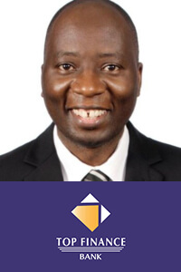 Chris Kabagambe at Seamless Middle East 2019