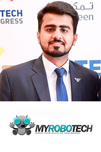 Muhammad Irfan at Seamless Middle East 2019