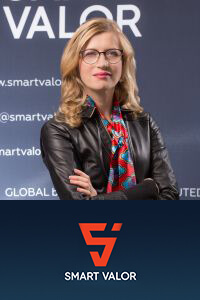 Olga Feldmeier at Seamless Middle East 2019