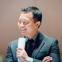 Tran Ngoc Thai Son, CEO at Tiki - speaking at Seamless Vietnam