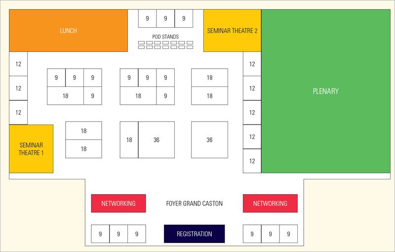 Seamless Vietnam 2018 floor plan