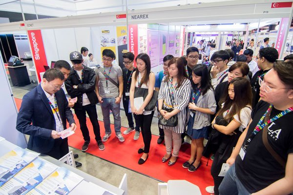 Visit TECHX Asia - FREE Expo Pass